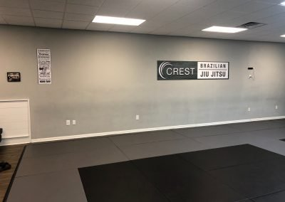 Crest facilities mat area 2